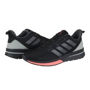 Мъжки маратонки Bulldozer с черни/червени