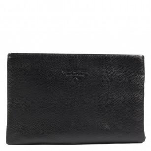 Чанта плик Soho Mayfair черна
