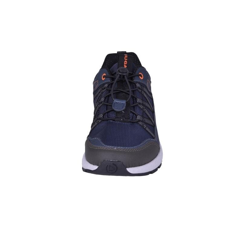 Мъжки спортни обувки с връзки Bugatti® Koven сини/комби
