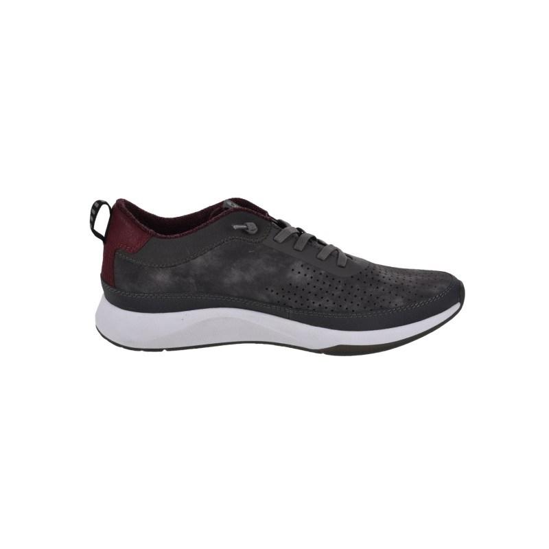 Мъжки спортни обувки с връзки Bugatti® Factor сиви