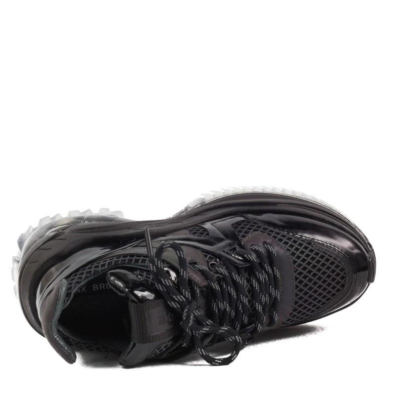 Дамски спортни обувки естествена кожа Bronx