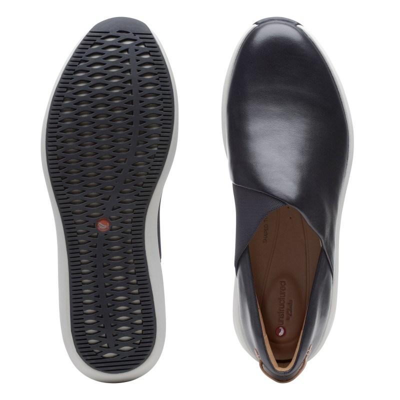 Дамски обувки на платформа Clarks Un Rio Rise черни