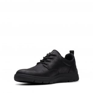 Мъжки обувки с връзки Clarks Tunsil Lane черни