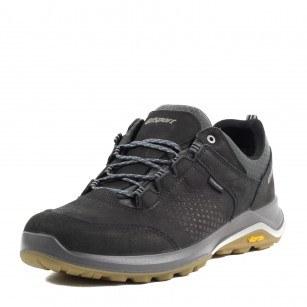 Мъжки спортни обувки Grisport WATERPROOF черни