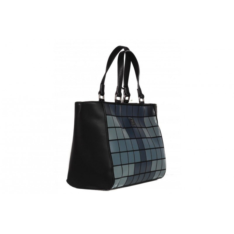 Дамска голяма чанта Marina Galanti синя