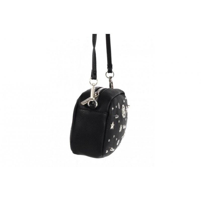 Дамска малка чанта през тяло Marina Galanti® Firenze черна