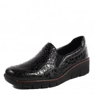 Дамски ежедневни  обувки Rieker ANTISTRESS  черни 53766-45