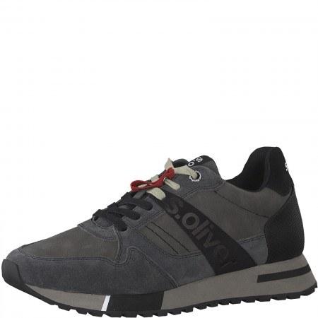 Мъжки спортни обувки S.Oliver сиви