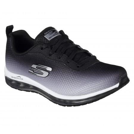 Спортни обувки Skechers мемори пяна сиви/черни