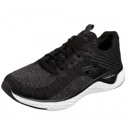 Спортни обувки Skechers Lite Weight мемори пяна черни