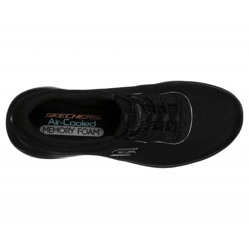 Спортни обувки Skechers мемори пяна черни