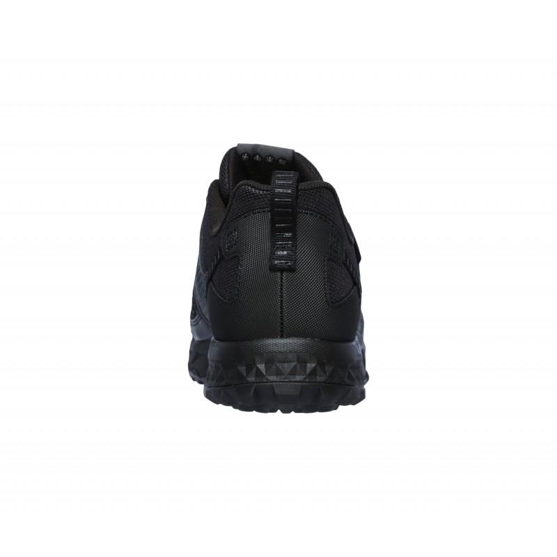 Мъжки спортни обувки Skechers Water Repellent черни мемори пяна естествена кожа