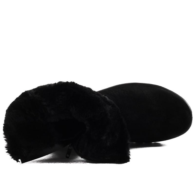 Дамски ежедневни боти Salamander Tex черни