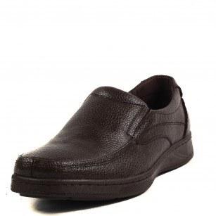 Мъжки ежедневни обувки от естествена кожа Soho Mayfair кафяви