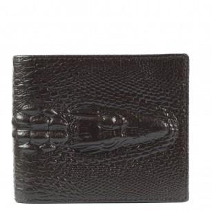 Мъжки портфейл Soho Mayfair естествена кожа кафяв