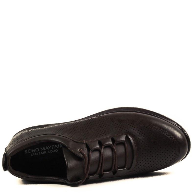 Мъжки спортни обувки с връзки Soho Mayfair ново есен 2019