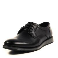 Мъжки обувки с връзки Soho Mayfair черни