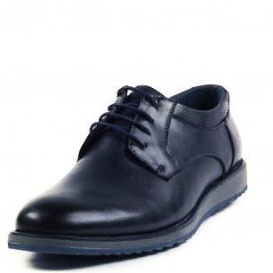 Мъжки обувки с връзки Soho Mayfair сини