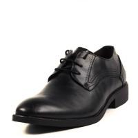 Мъжки официални обувки с връзки Soho Mayfair черни