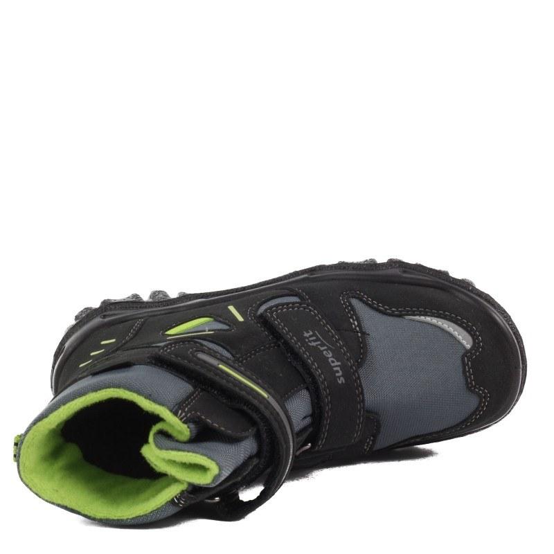 Апрески Superfit черни/зелени GORE-TEX® непромокаеми 36-41