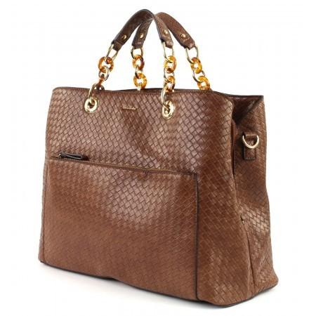 Дамска средна чанта Tamaris кафява
