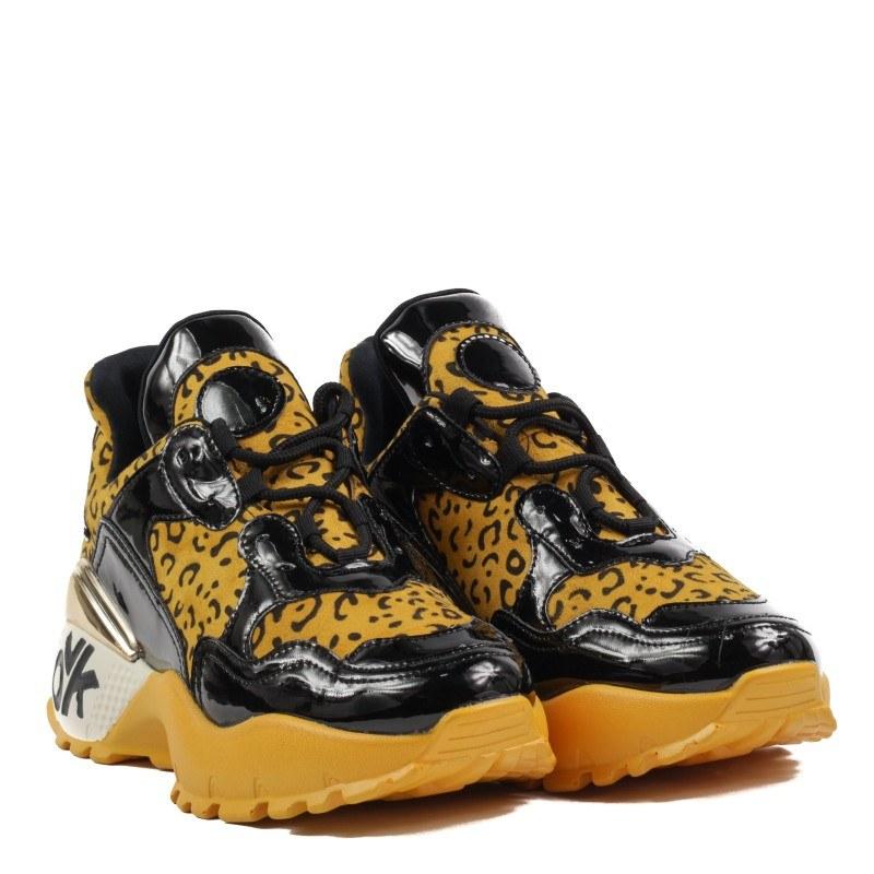 Спортни обувки Yoncy® жълти