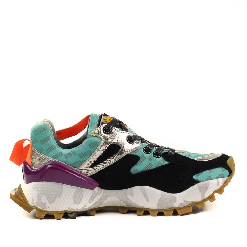 Спортни обувки Yoncy® зелени