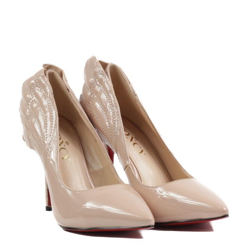 Дамски елегантни обувки Yoncy® розови
