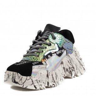 Спортни Обувки Yoncy® сребристи