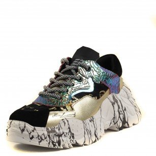 Спортни Обувки Yoncy® златисти