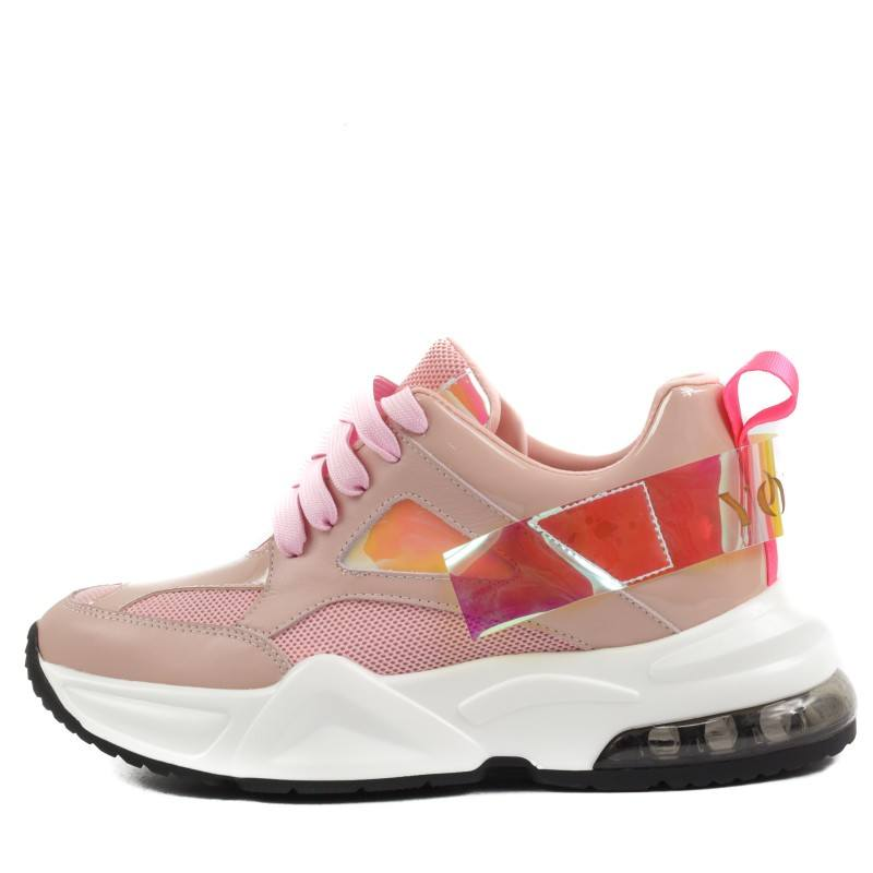 Спортни обувки Yoncy® розови