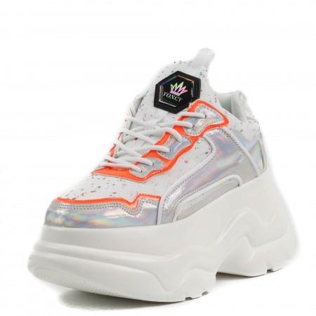 Спортни Обувки Yoncy® бели