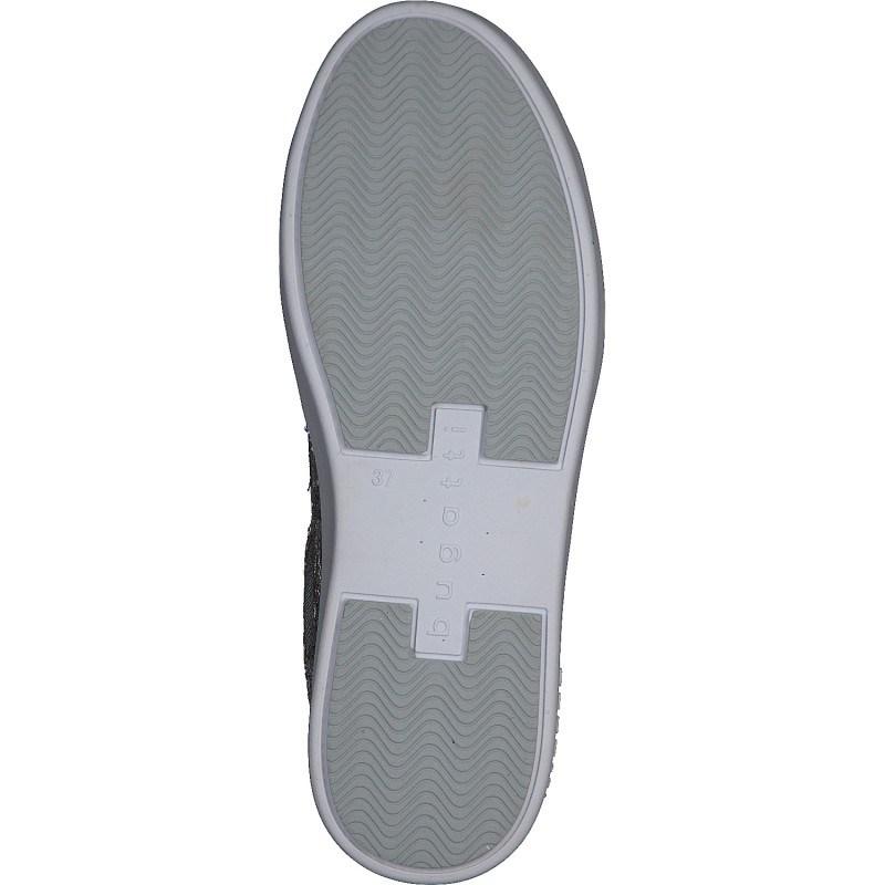 Дамски спортни обувки Bugatti® Kelli сребристи/дантела