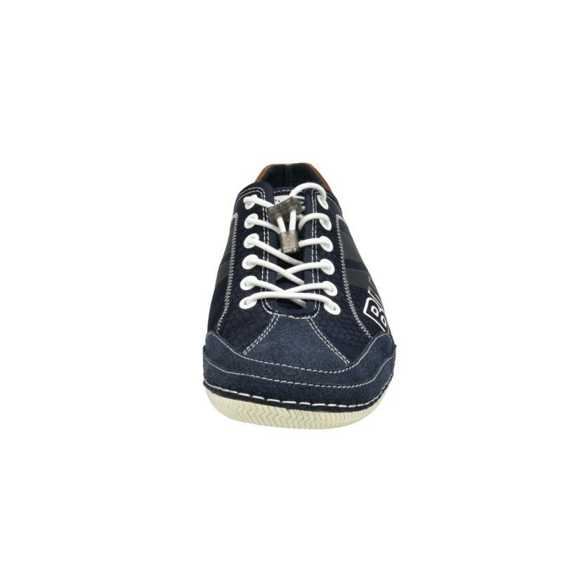 Мъжки спортни обувки с връзки Bugatti® Canario сини