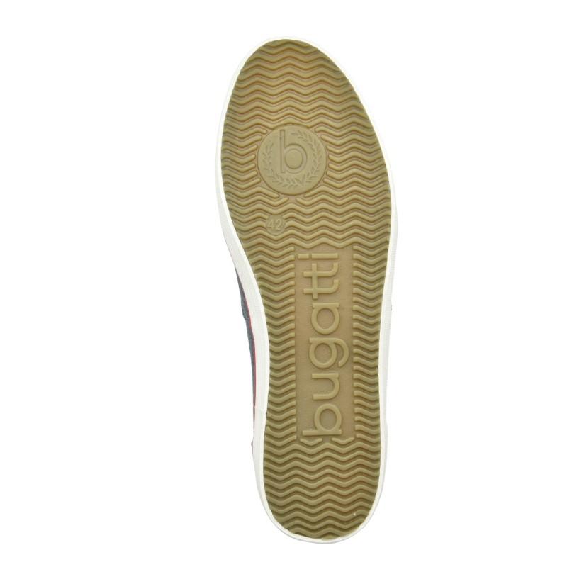 Мъжки спортни обувки с връзки Bugatti® ALFA сини