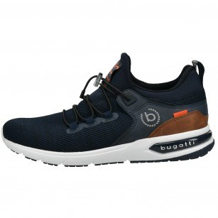 Мъжки спортни обувки с връзки Bugatti® Numbis сини