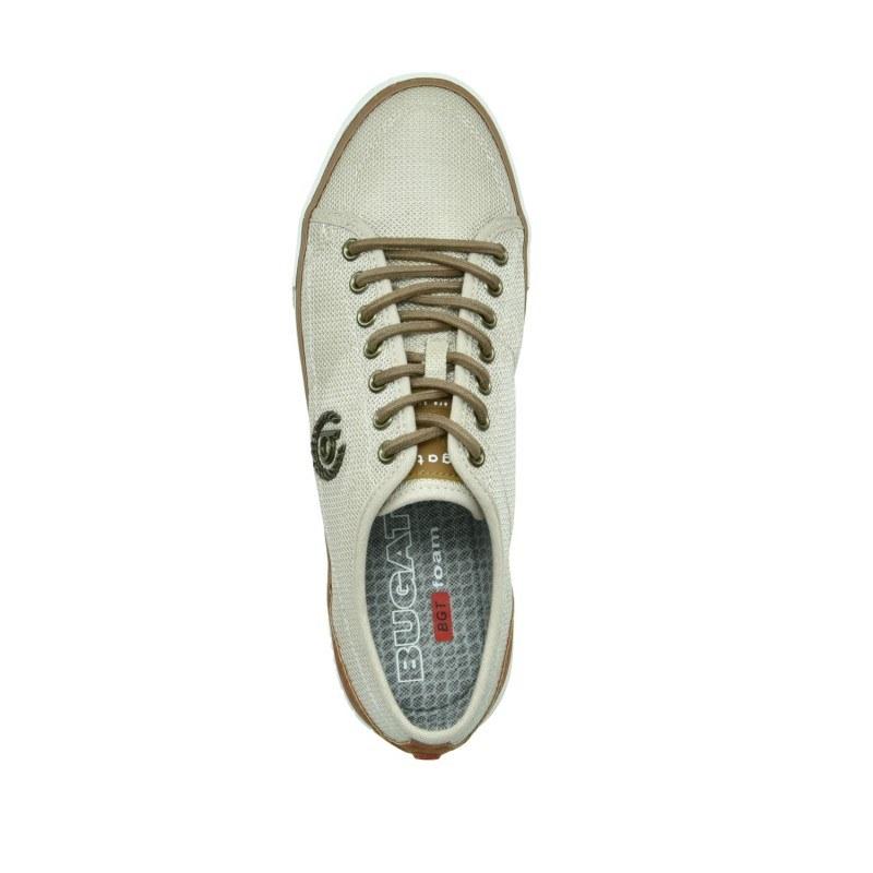 Мъжки спортни обувки Bugatti® Drome бежови
