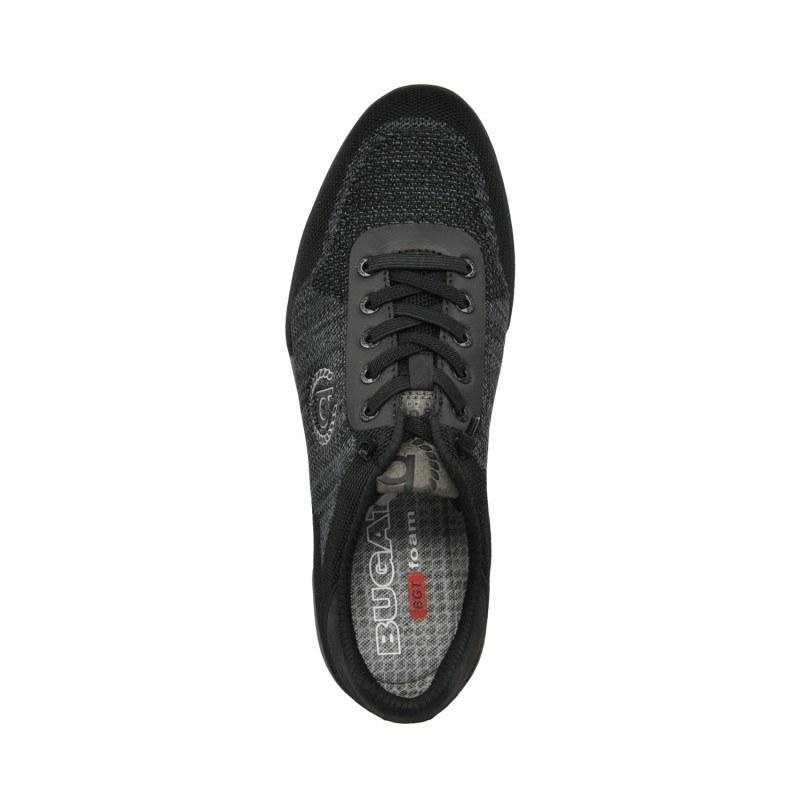Мъжки спортни обувки с връзки Bugatti® Solar Exko сиви