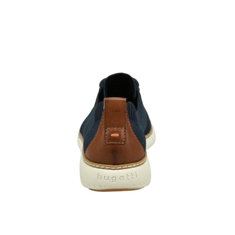 Мъжки спортни обувки с връзки Bugatti® DEXTER сини