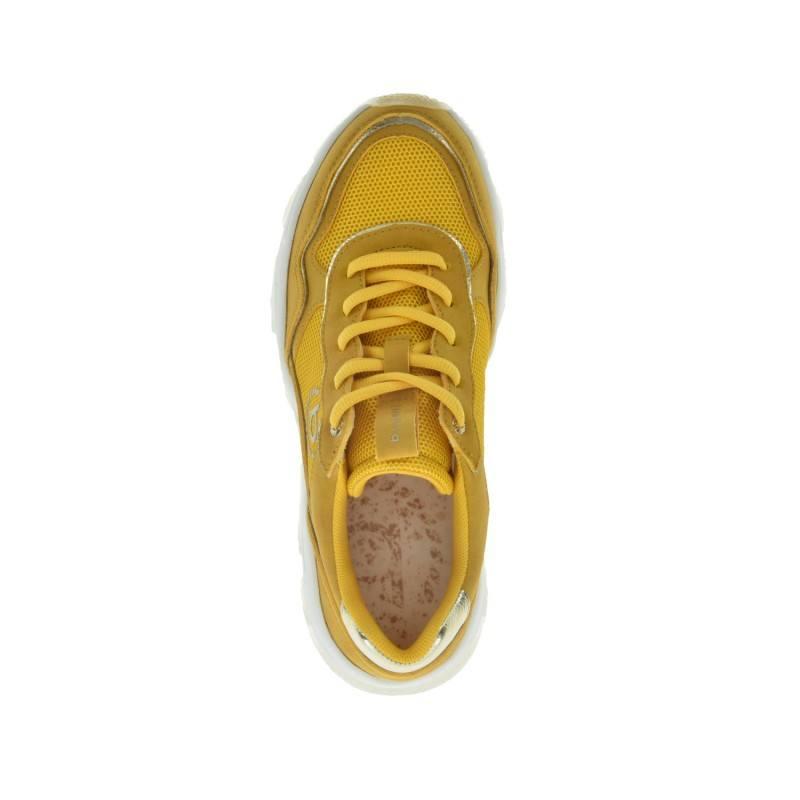 Дамски спортни обувки Bugatti® Ceyda жълти