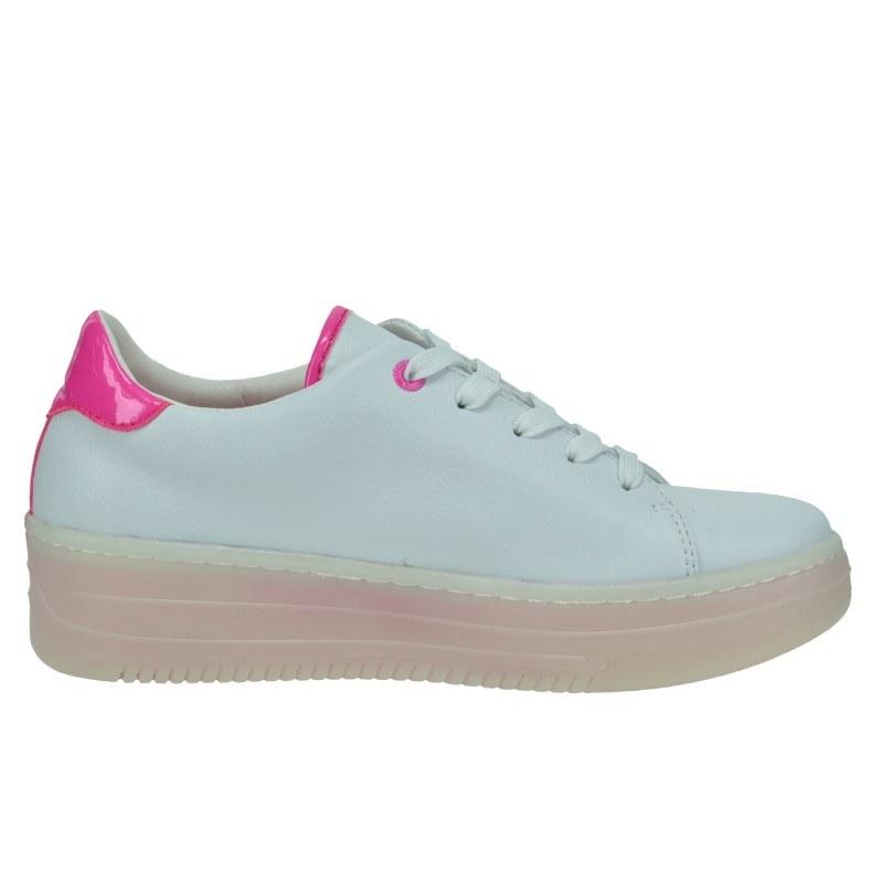 Дамски спортни обувки Bugatti® Olivia бели/розови