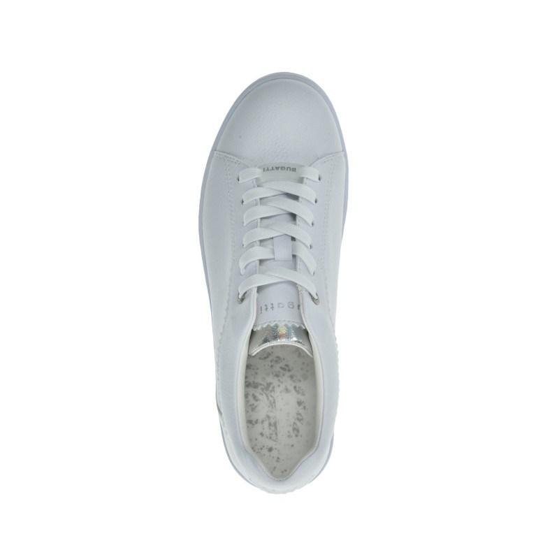 Дамски спортни обувки Bugatti® Elea бели/сребристи