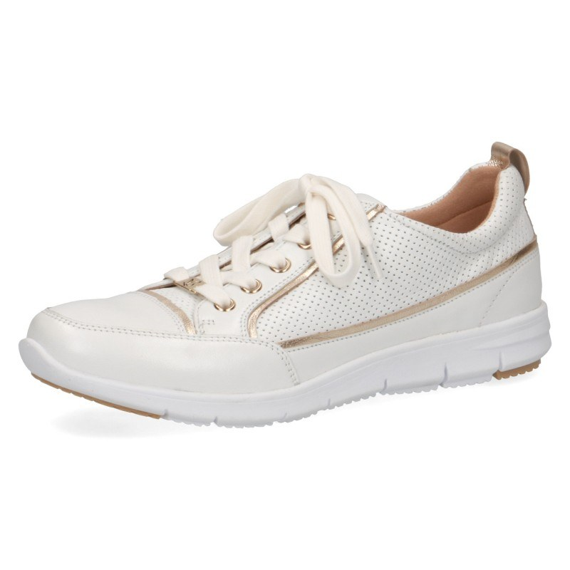 Дамски спортни обувки от естествена кожа Caprice