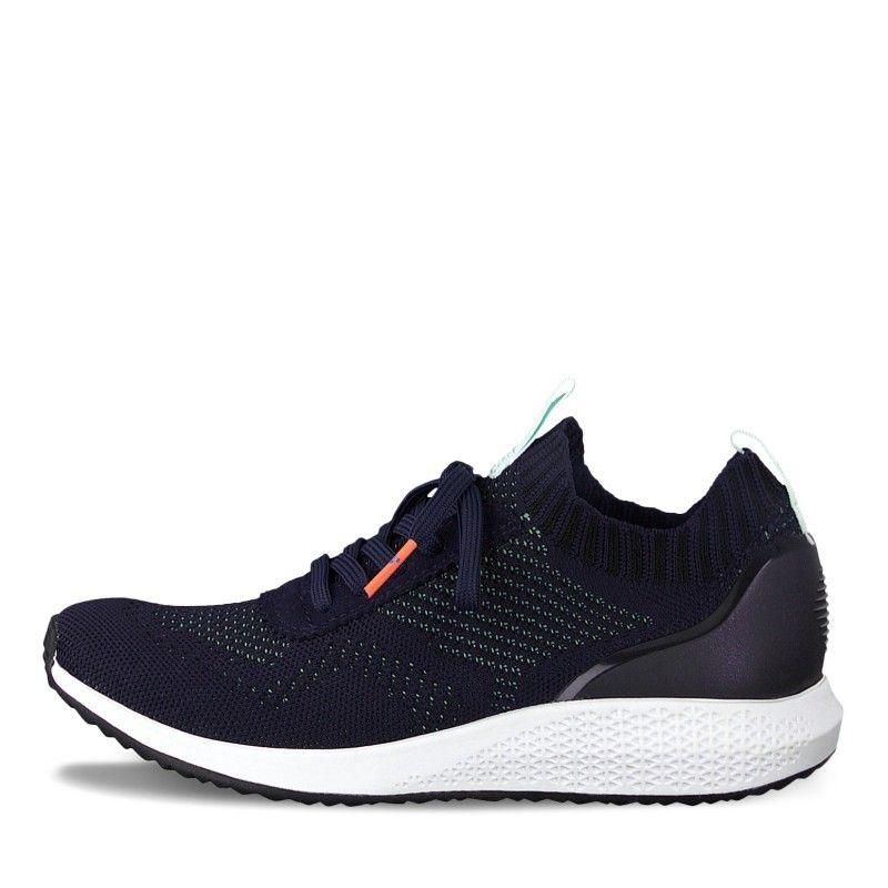 Дамски спортни обувки Tamaris Fashletics сини