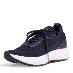 Дамски спортни обувки Tamaris Fashletics мемори пяна сини
