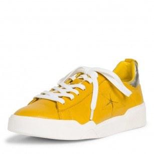 Дамски спортни обувки Tamaris естествена кожа Touch It