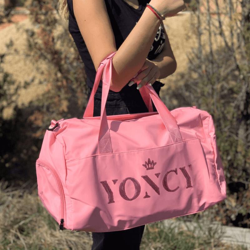 Дамски сак Yoncy® розов