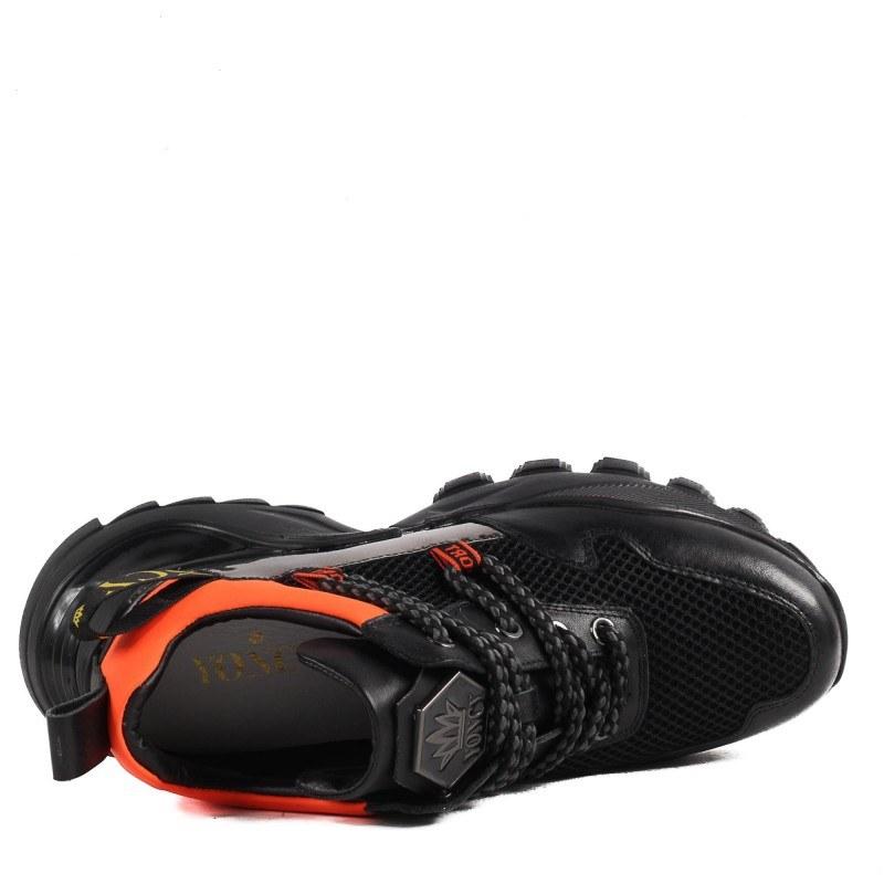 Дамски спортни обувки Yoncy® черни