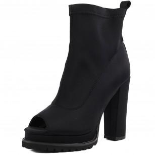 Дамски обувки на висок ток Yoncy®  черни