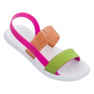 Дамски сандали Rider 83010/20755 White/Pink